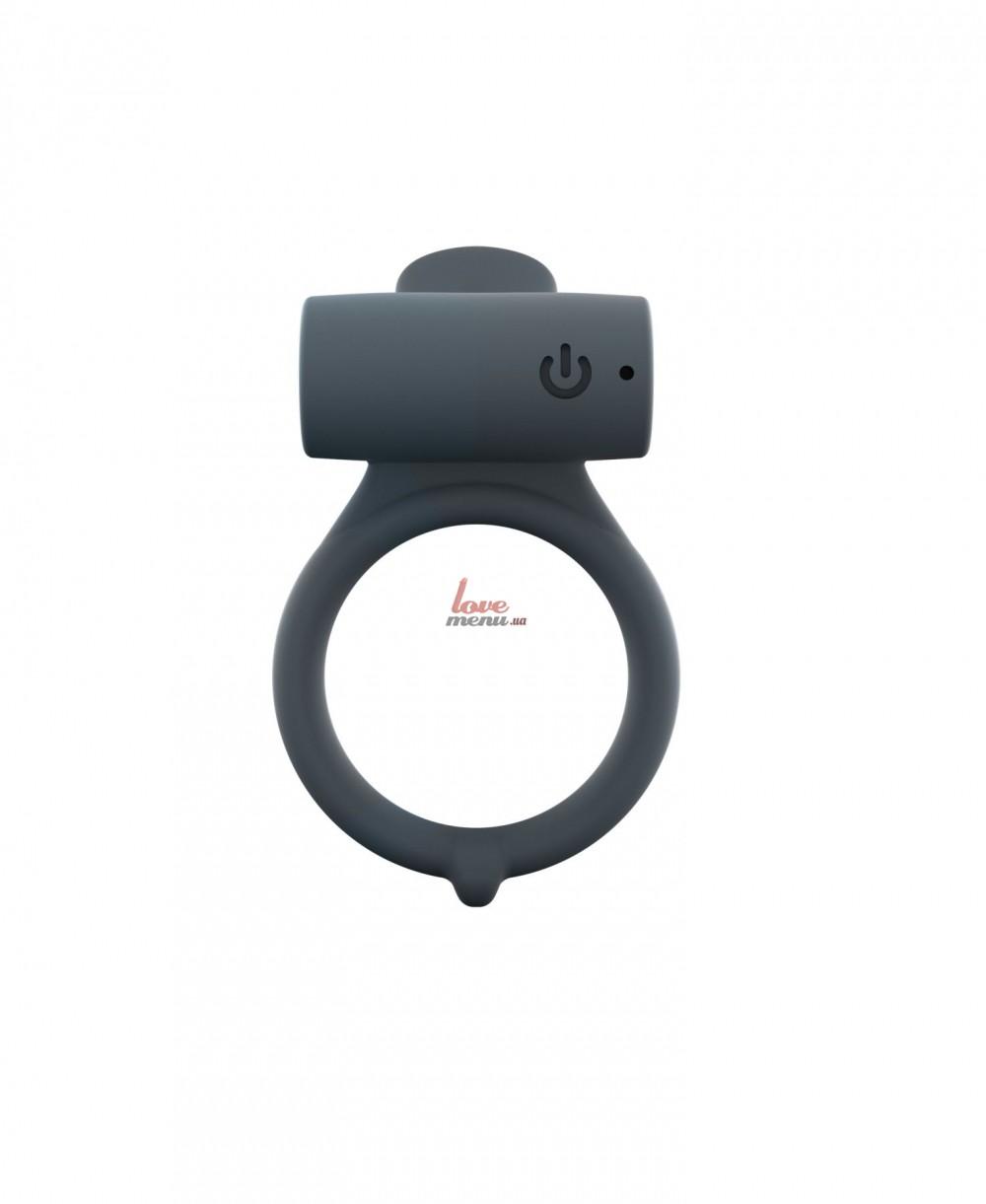 Эрекционное кольцо - Power Clit Plus - 3