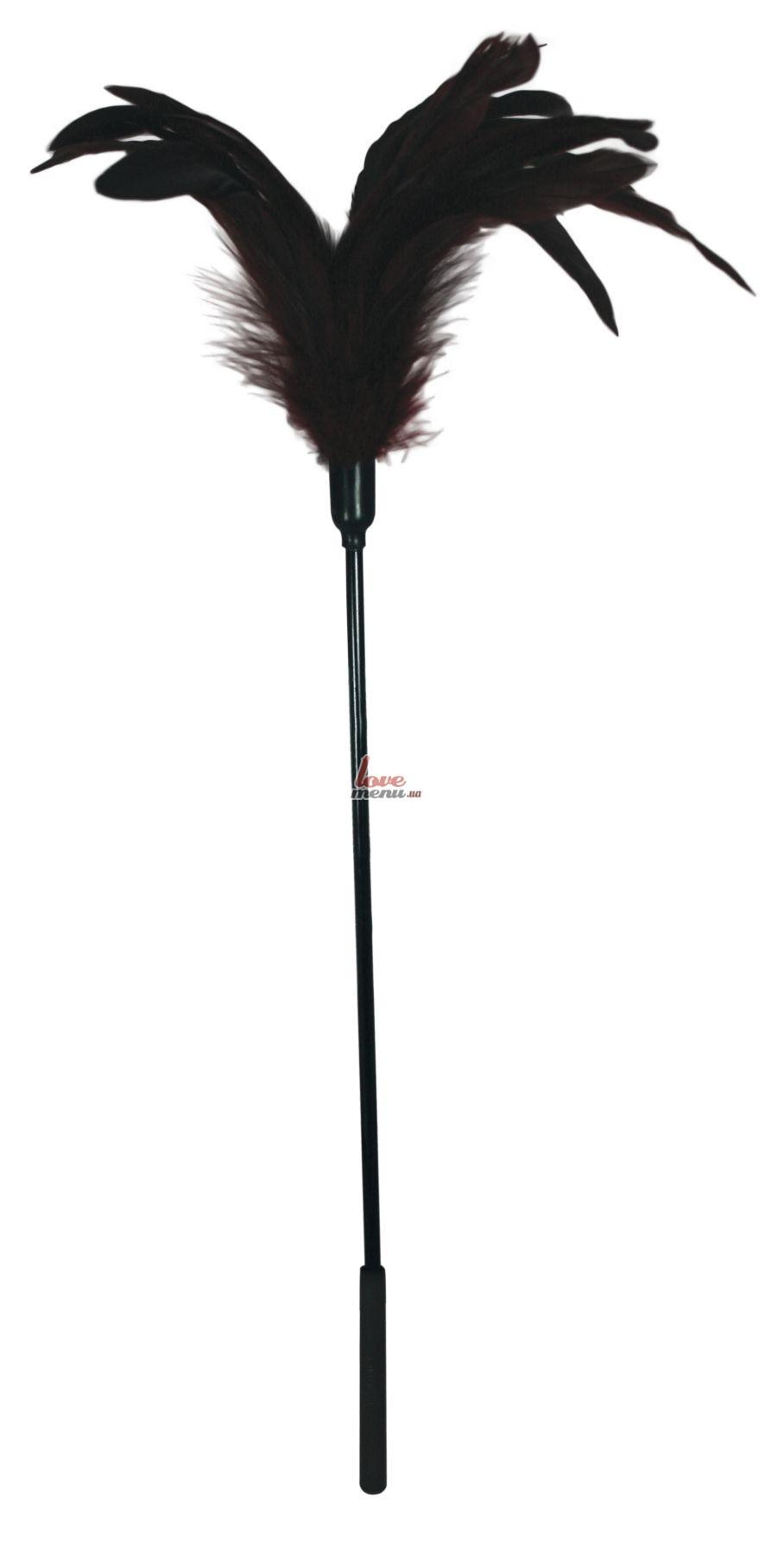 Щекоталка с петушиными перьями - Starburst Tickler - 2