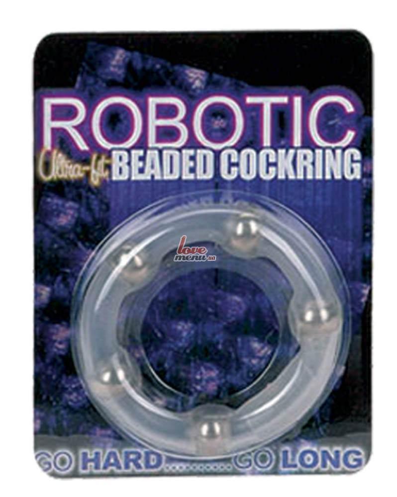 Эрекционное кольцо - Robotic Ultra Fit - 1