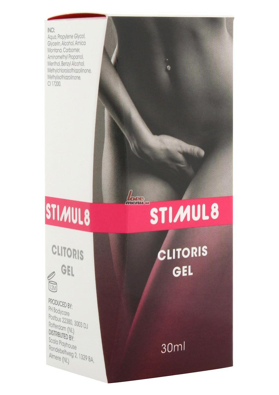 Гель для женщин - Clitoris Gel, 30 мл - 1