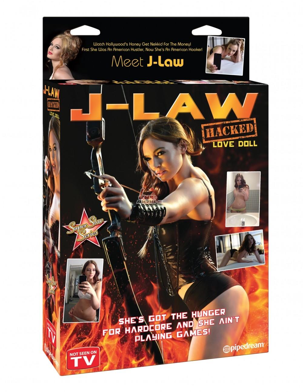 Секс-кукла - J-Law Hacked - 4