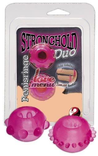 Два эрекционных кольца - Stronghold Duo - 1