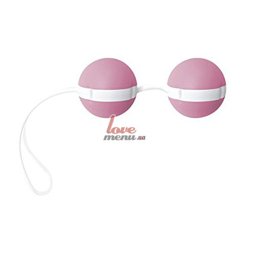 Вагинальные шарики - Joyballs Trend, розовыe - 1
