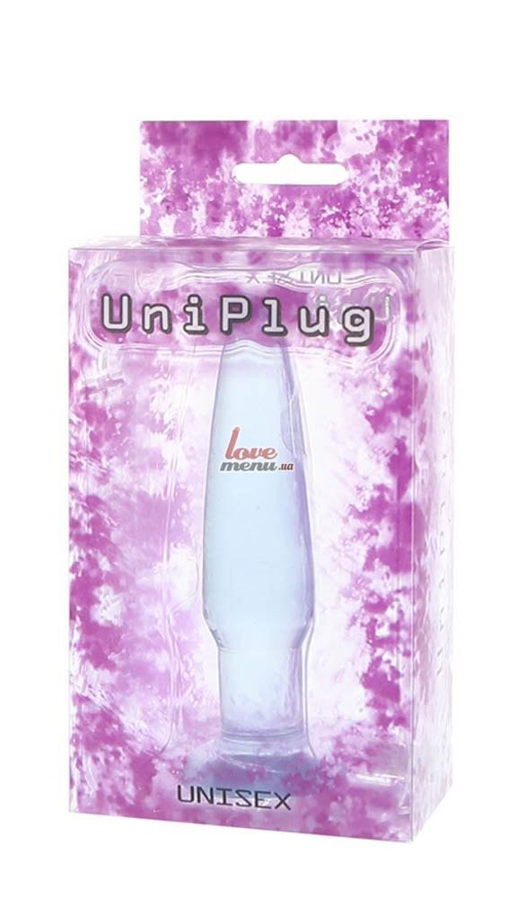 Анальная пробка - Uni Plug - 1