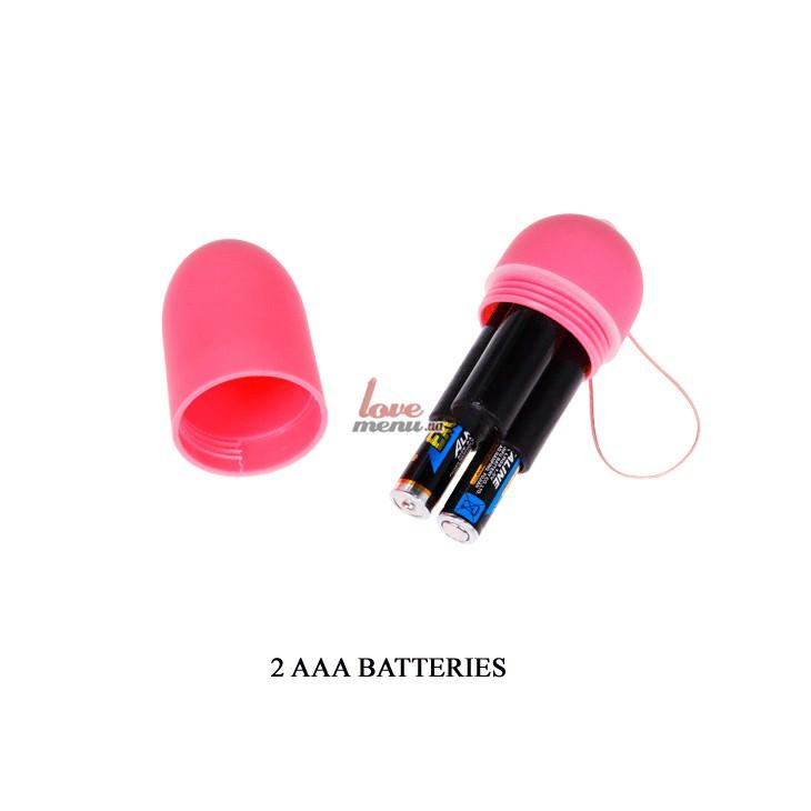Дистанционное виброяйцо - Wireless Remote Control, розовое - 6