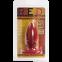 Анальная пробка - Red Boy - 3