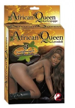 Секс-кукла African Queen