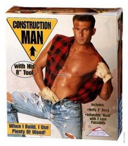 Секс-кукла - Construction Man